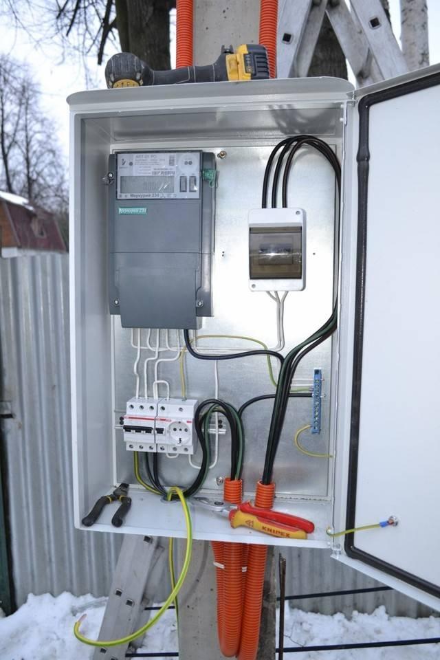 Подключение электричества к частному дому в 2020 году - 15 квт, сколько стоит, документы, стоимость, своими руками