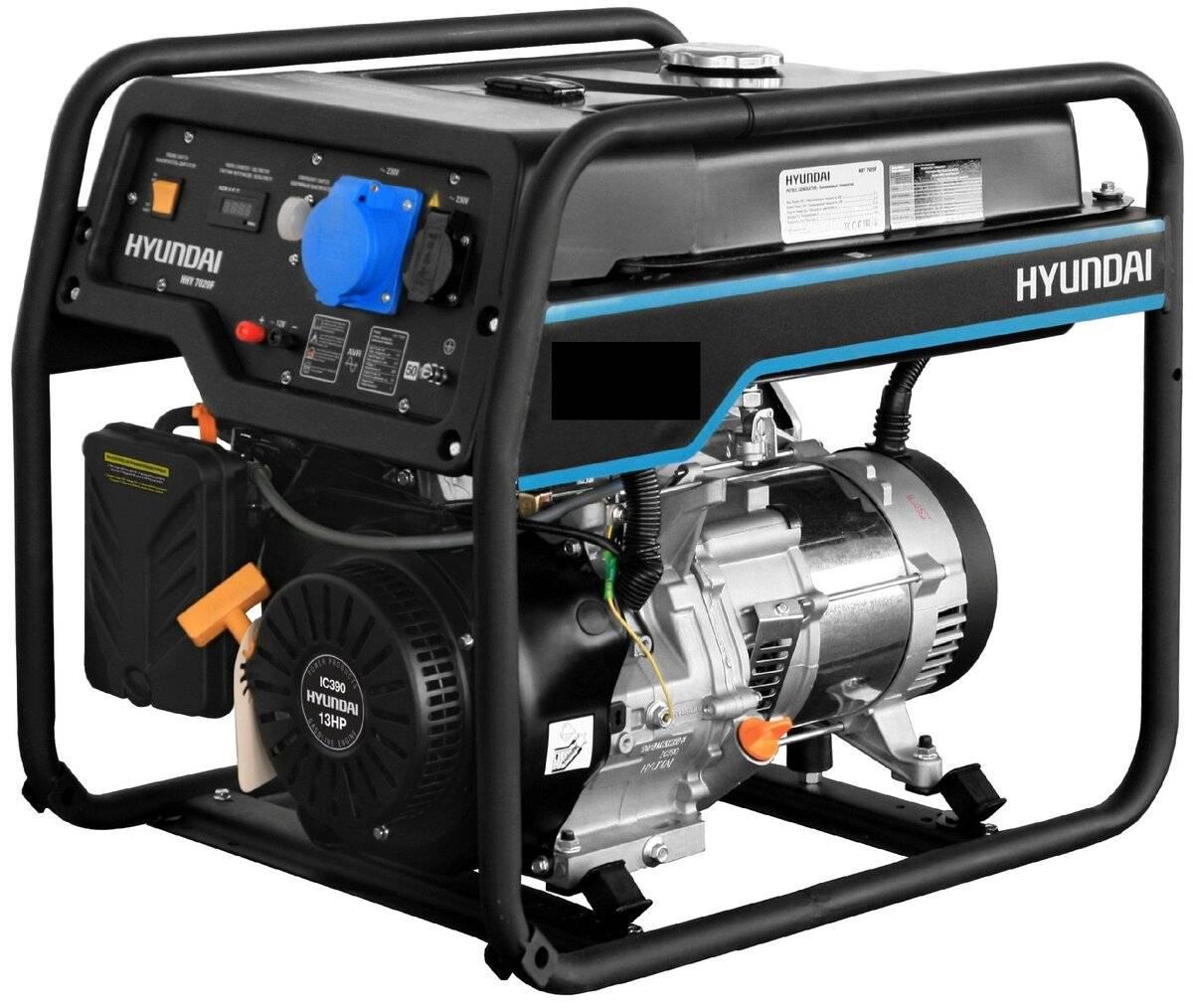 Какой генератор выбрать для дома или дачи - практические советы