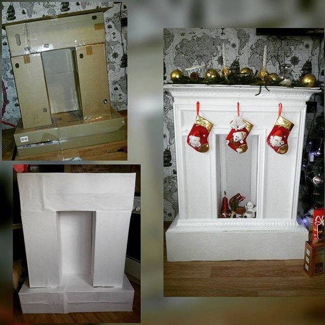 Декоративный камин своими руками: 105 фото и видео идеи как сделать декоративный камин