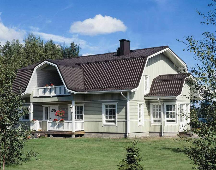 Стропильная система мансардной крыши: чертежи, устройство, материалы