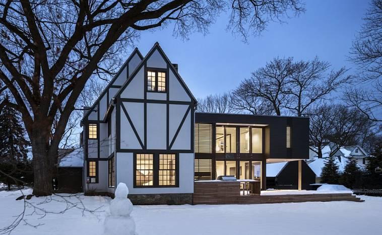 Фахверковый деревянный дом: 5 неоспоримых преимуществ