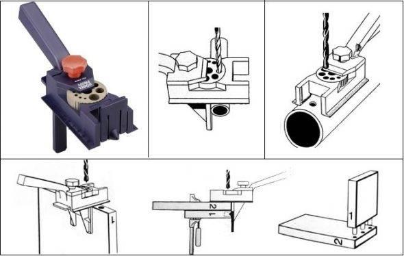 Как сделать кондуктор для сверла своими руками