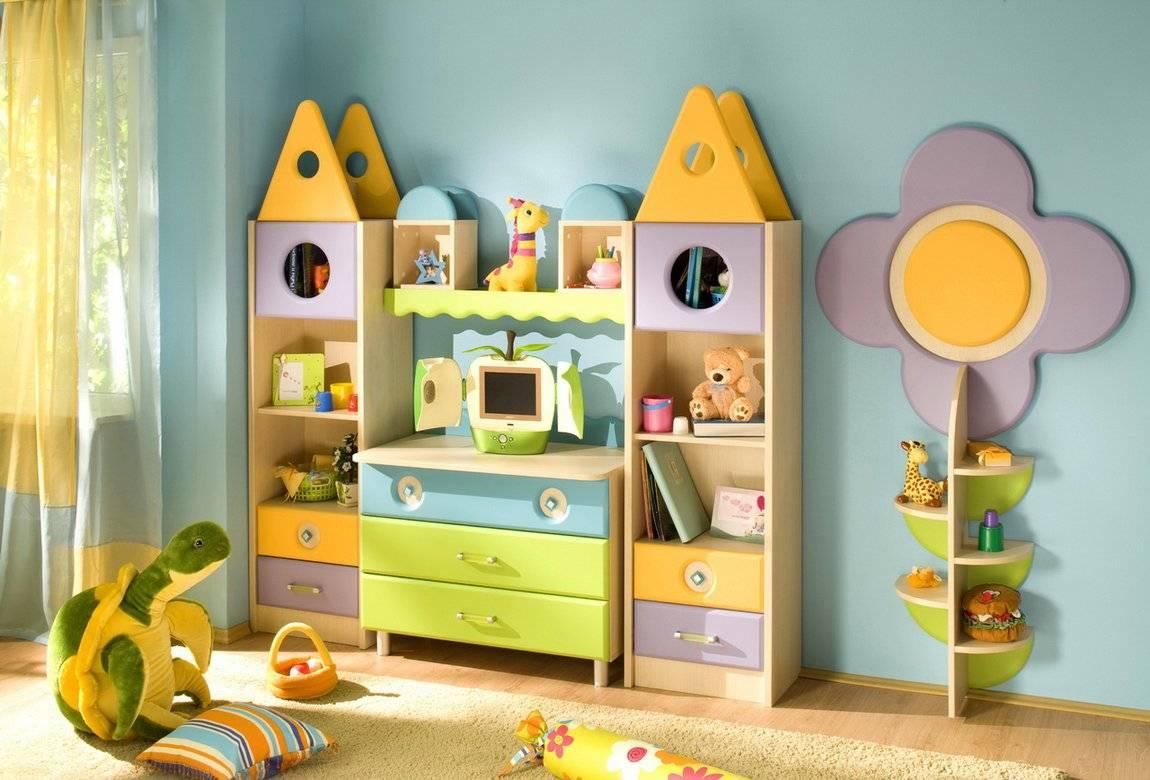 Шкафы для игрушек в детскую комнату [90 ярких идей] 2019