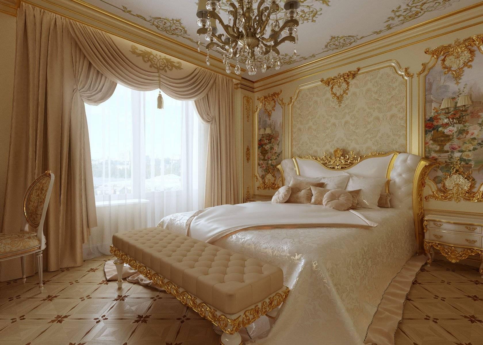 Дворцовый стиль в интерьере - «стили»