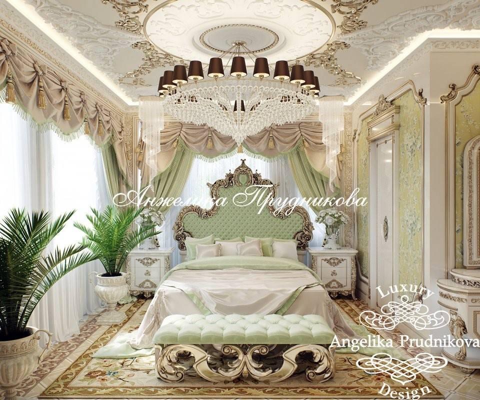 Спальня в стиле барокко: фото интерьера, недорогие спальни, видео роскошная спальня в стиле барокко: 4 особенности дизайна – дизайн интерьера и ремонт квартиры своими руками