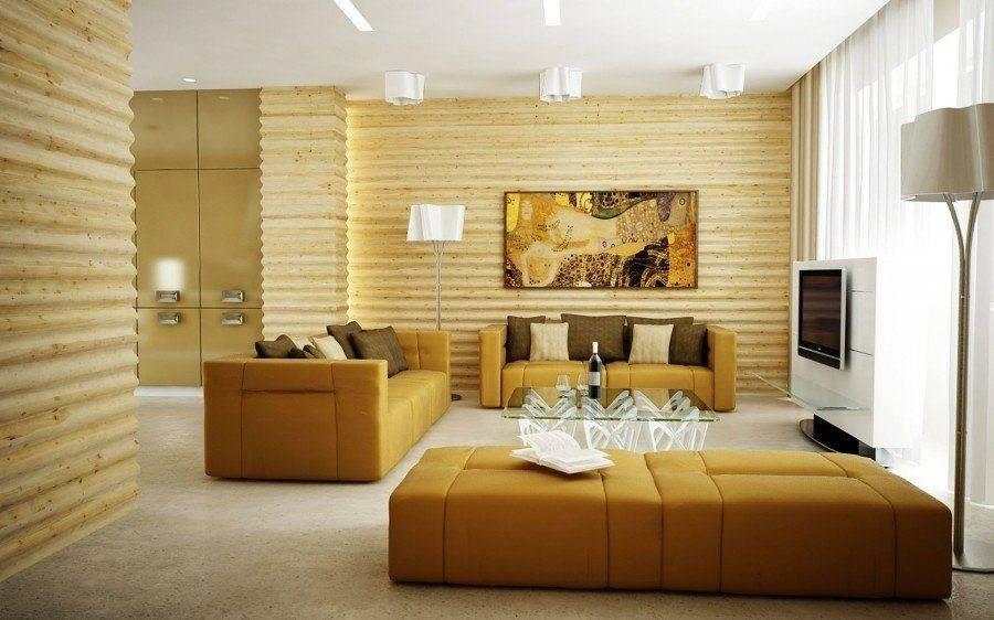 Стеновые панели из дерева для внутренней отделки (63 фото)
