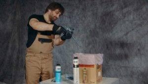 Пистолет для монтажной пены – для чего используется, устройство, принцип работы, существующие преимущества