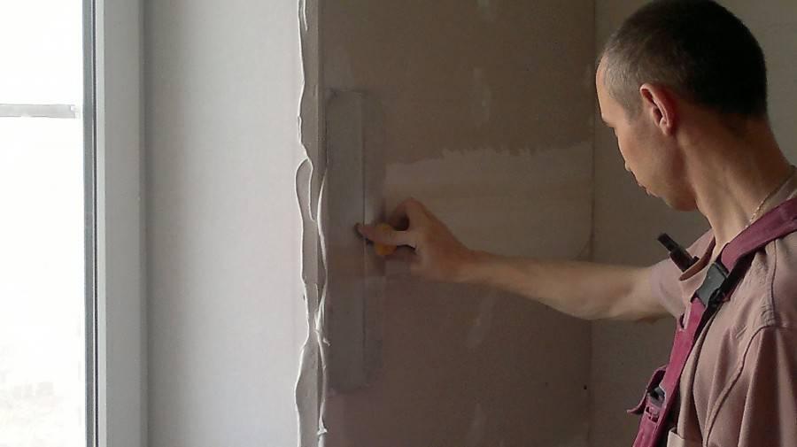 Как сделать откосы на окна из гипсокартона своими руками: особенности процесса + видео