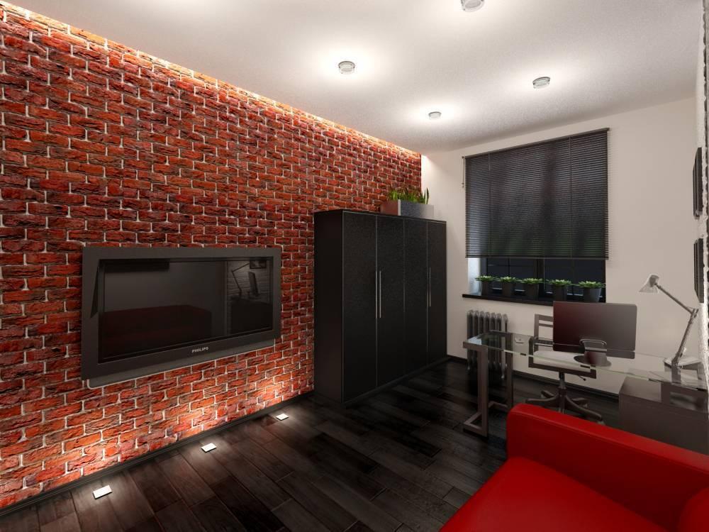 Укладка гипсовой плитки под кирпич на стену: как класть, инструкция