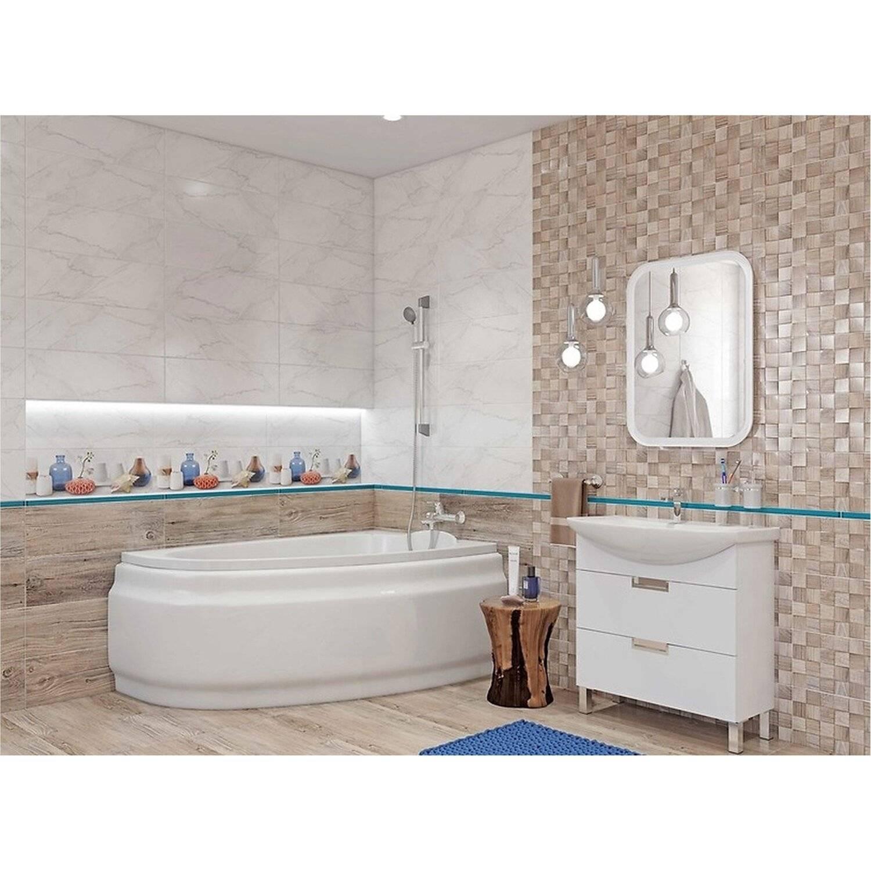 Керамическая плитка и керамогранит для пола под темное, светлое и состаренное дерево, на кухне, в коридоре, в интерьере ванной и гостиной, варианты раскладки