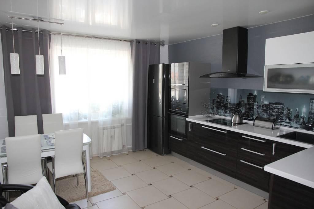 Серая кухня: правильная организация пространства. обзор реальных проектов - 185 фото