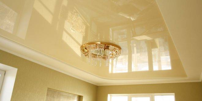 Какой натяжной потолок лучше ткань или пвх