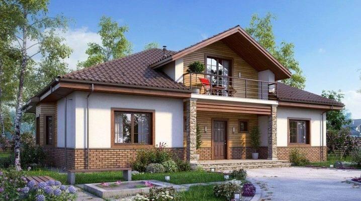 Проектирование дизайна мансарды с двускатной крышей + фото примеров работ