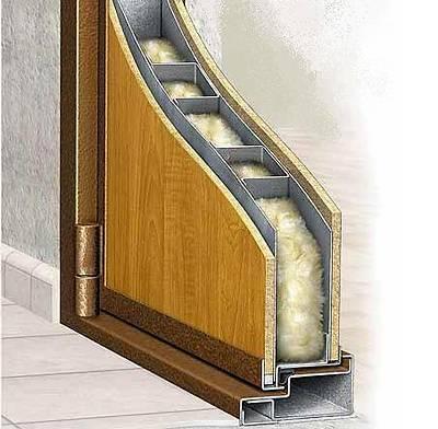 Утеплить входную металлическую дверь (35 фото): утепление своими руками железной модели в квартире или частном доме