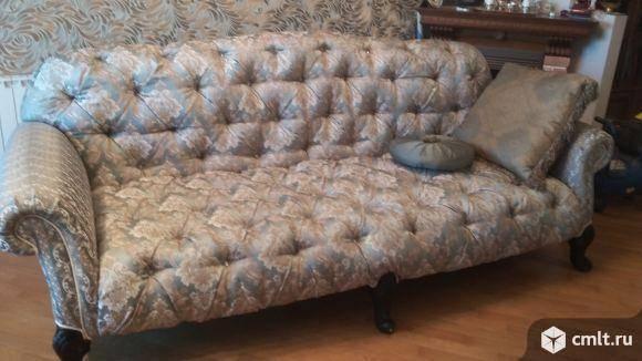 Как обновить обивку дивана своими руками