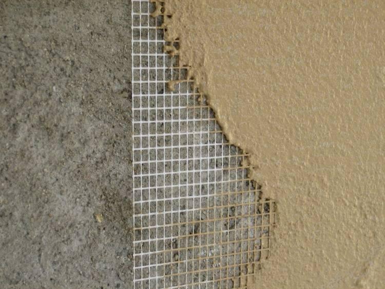 Штукатурная сетка из стекловолокна: плюсы и минусы