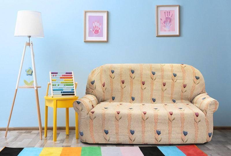 Выбираем чехлы на диваны и кресла