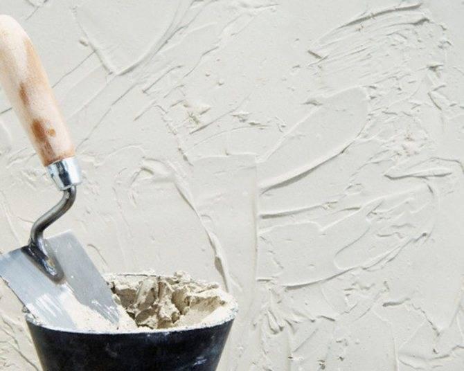 Особенности покрытия ванной комнаты декоративной штукатуркой. виды отделки