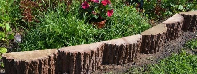 Клумбы из кирпича - подробная инструкция и идеи оформления клумб (165 фото)