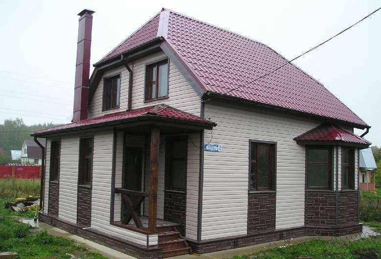 Какой можно построить деревянный дом, стоимостью до 1 млн. рублей