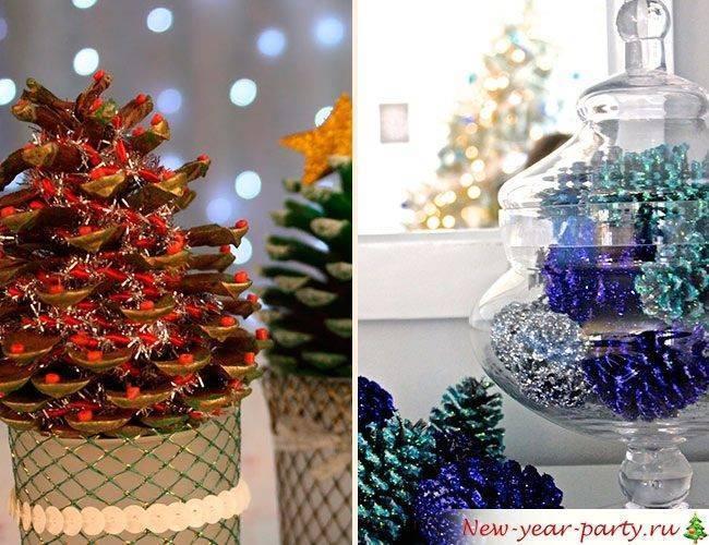 Классические и современные идеи новогоднего интерьера