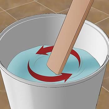 Как удалить водоэмульсионную краску с одежды?