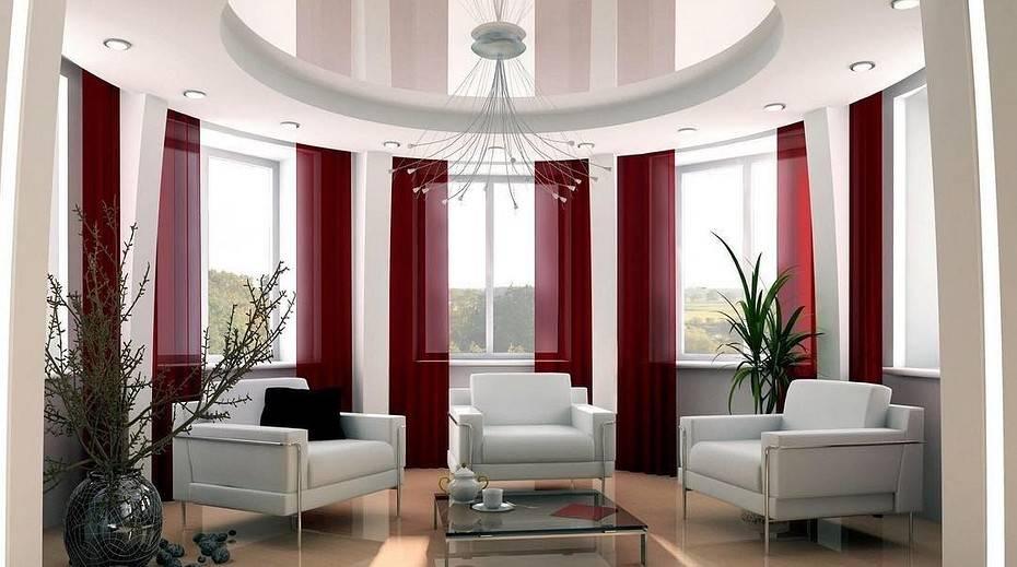 Виды потолков в квартире: критерии выбора и правила отделки