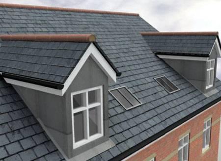 Люкарна  или слуховое окно на крыше: размеры, формы, гост