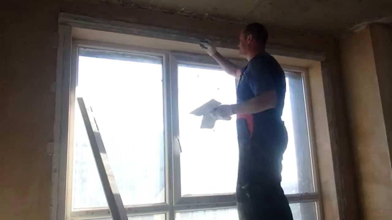 Деревянные откосы на окна - пошаговая инструкция по монтажу 2 способами