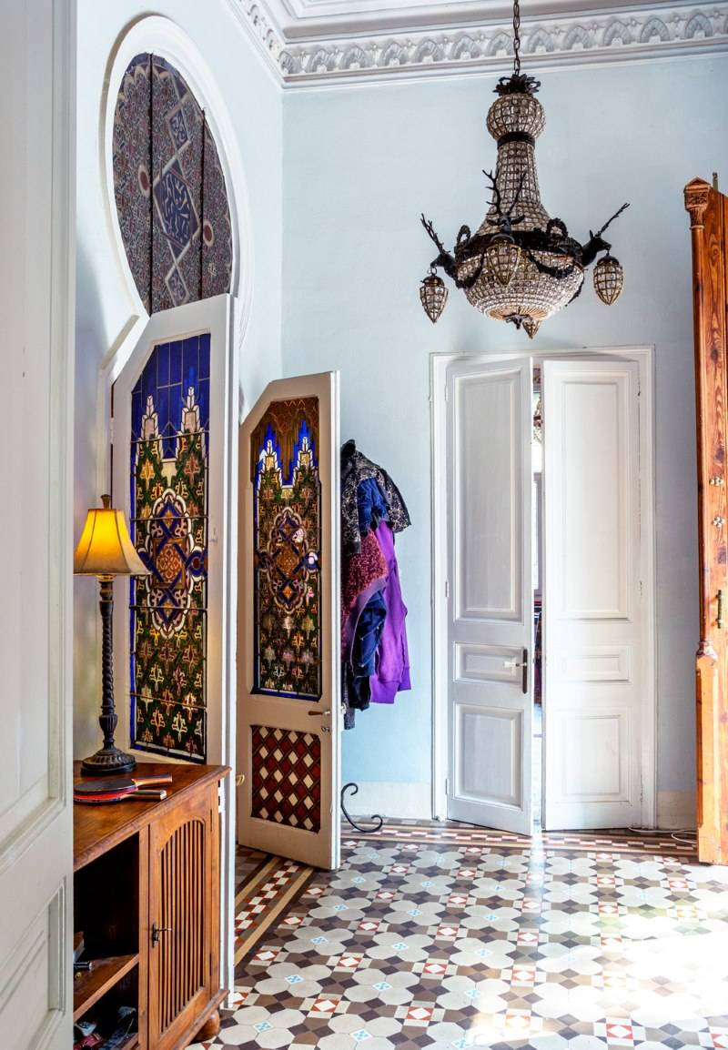 Сказки шахерезады в марокканском стиле