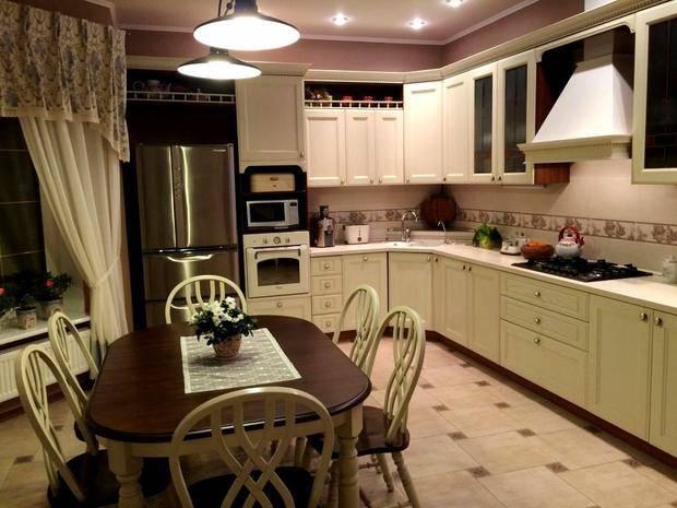 Кухня-гостиная на40 фото— основные принципы планировки иоформления