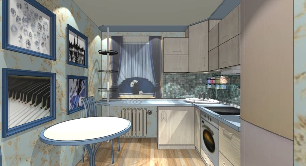 Дизайн кухни своими руками: фото, нестандартные идеи, дизайнерские решения