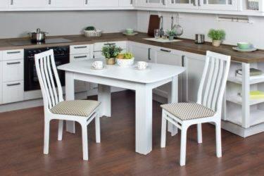 Какой кухонный стол лучше выбрать?