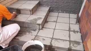 Клей для клинкерной плитки: морозостойкий и водостойкий для наружных работ, уличный для брусчатки, плиточный для клинкера и керамогранита
