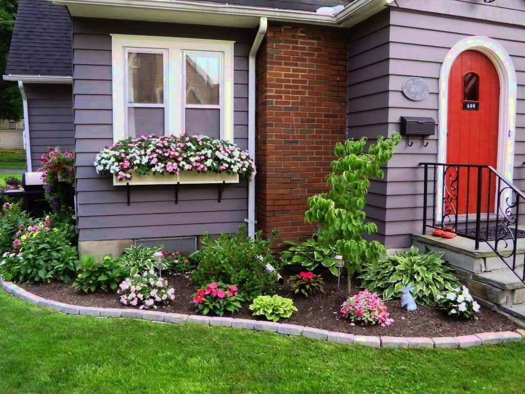 Цветник (78 фото): что это такое, посадка многолетников непрерывного цветения в саду частного дома и на даче, красивые примеры