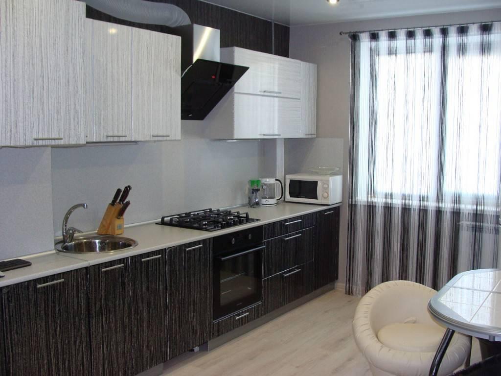 Кухня зебрано: фото в интерьере, варианты стилей, оттенки и цвета