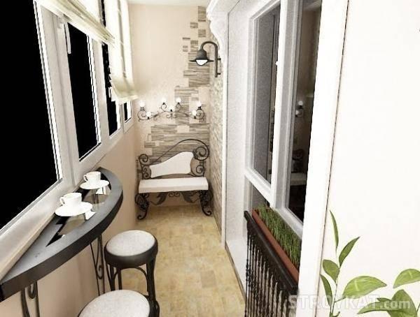 Отделка балкона своими руками — пошаговая инструкция