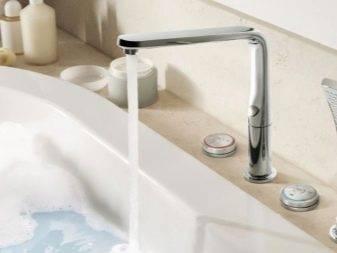 Смеситель для ванной: 100 фото лучших производителей и подбор оптимальных моделей