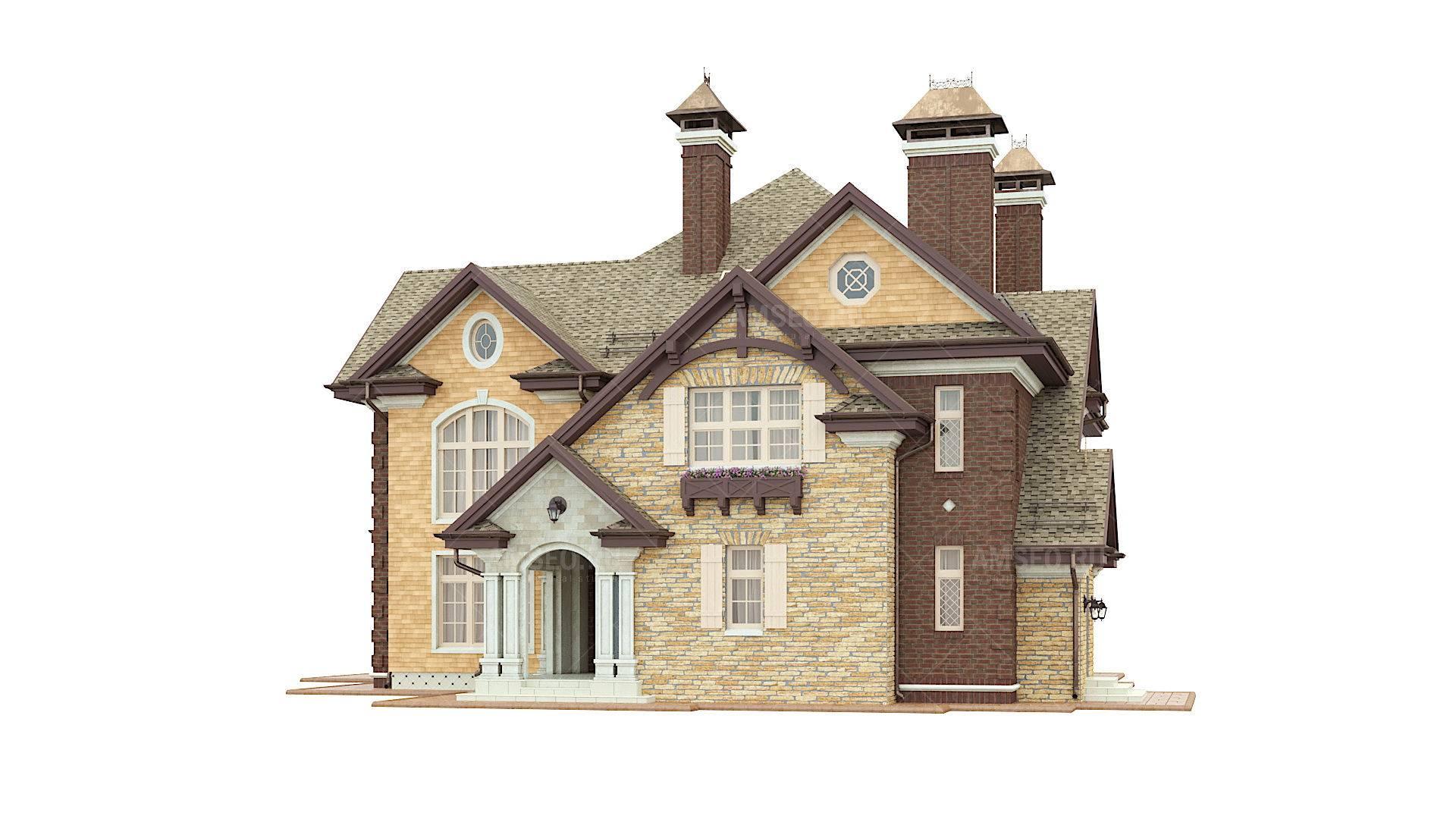 Дом в английском стиле - 80 фото архитектурных особенностей англии