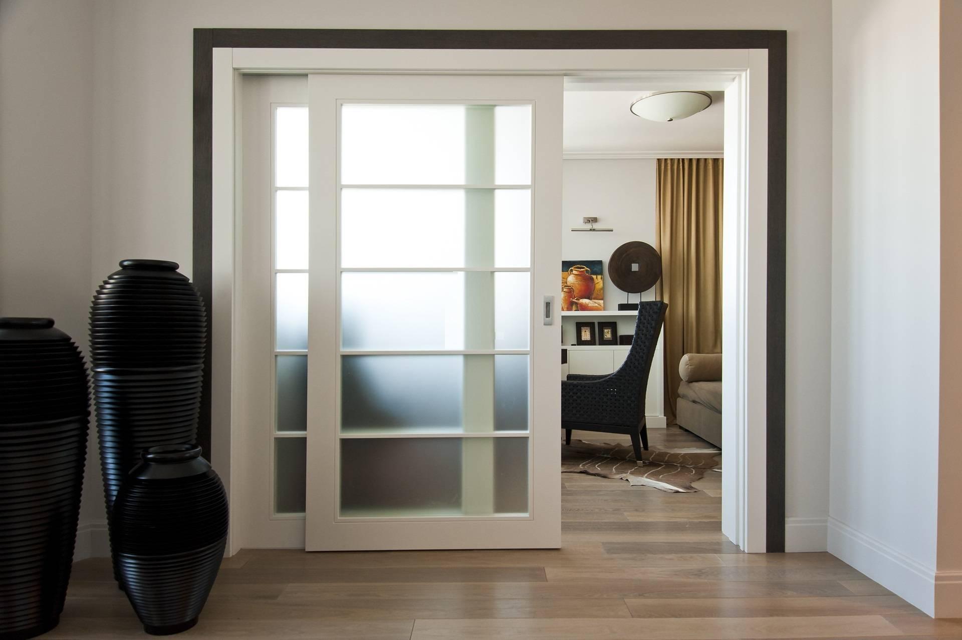 Как из профилей сделать проем для двери в перегородке из гипсокартона