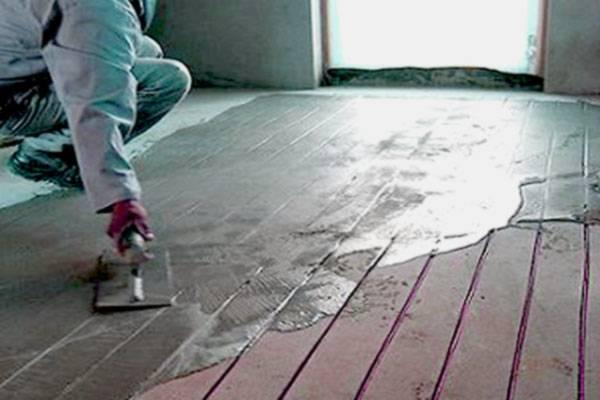 Укладка плитки – как правильно класть плитку на пол своими руками быстро и ровно