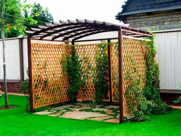100 лучших идей для сада, дачи и огорода своими руками на фото