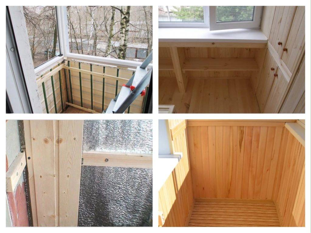 20 вариантов вариантов внутренней отделки балкона: преимущества, недостатки и полезные рекомендации