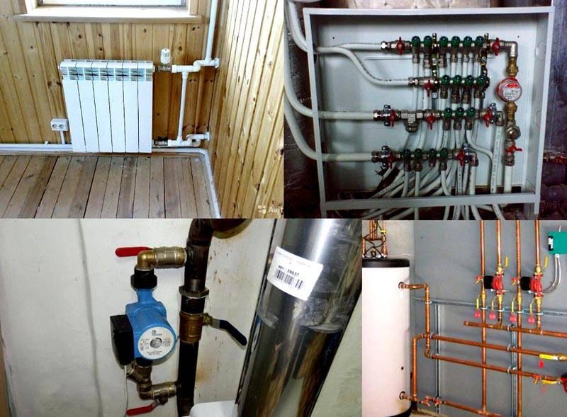 Байпас в системе отопления: зачем он необходим, разновидности и монтаж