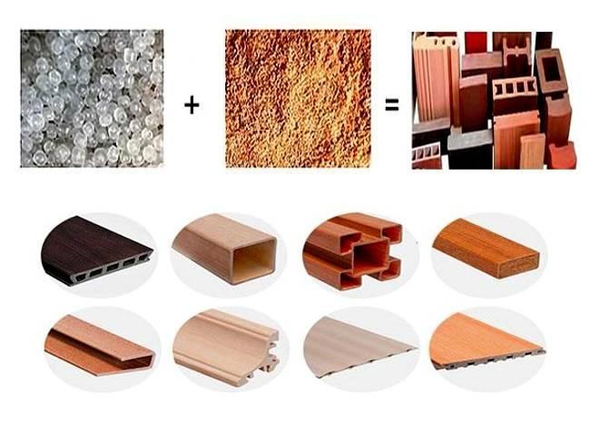 Производство дпк: технология изготовления изделий из древесно-полимерного композита, необходимые линии и цены на оборудование для работы с жидким деревом