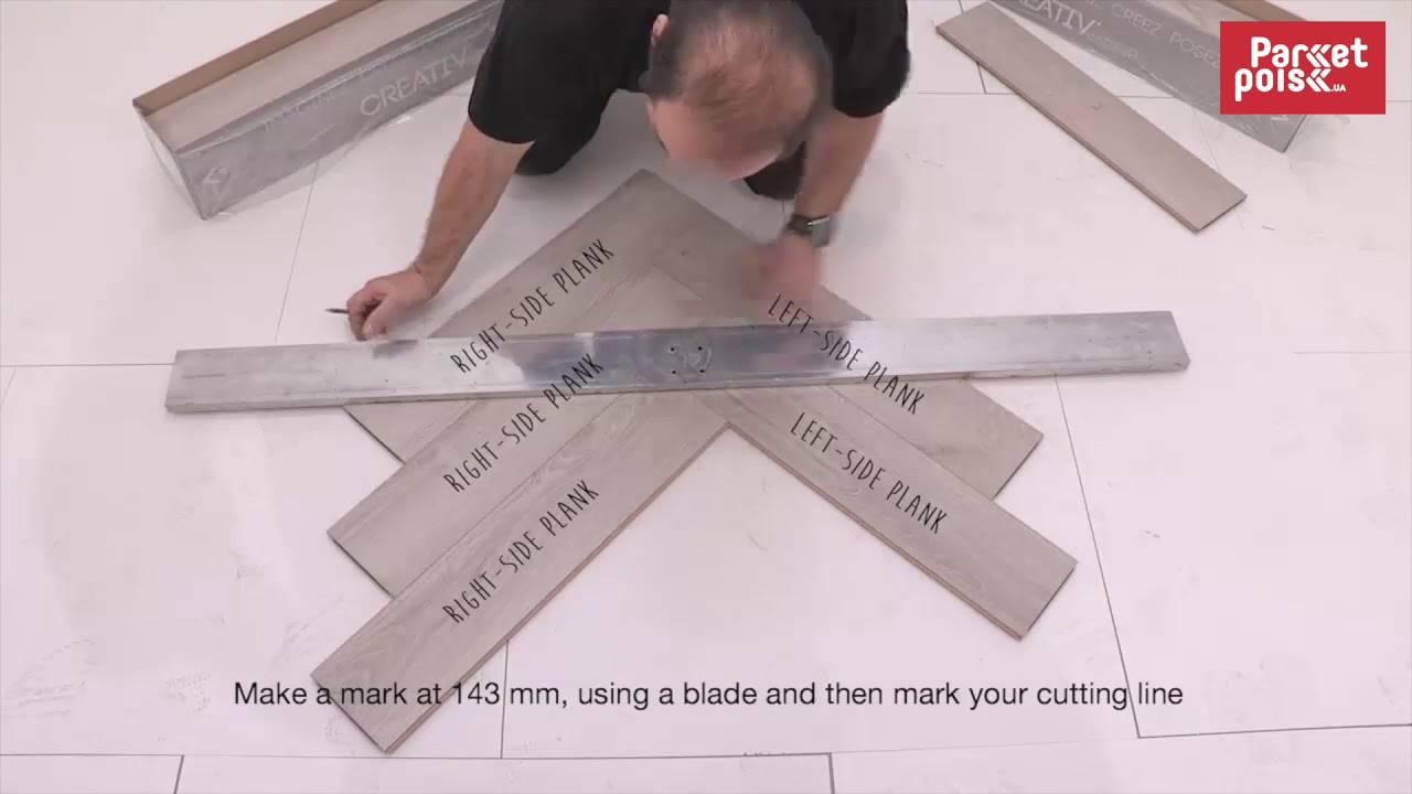 Укладка ламината: схема и способы раскладки, технология и виды монтажа, варианты и порядок своими руками, правила и техника
