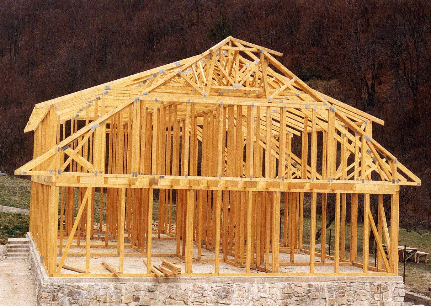 Инженерные системы каркасного дома – особенности и стоимость