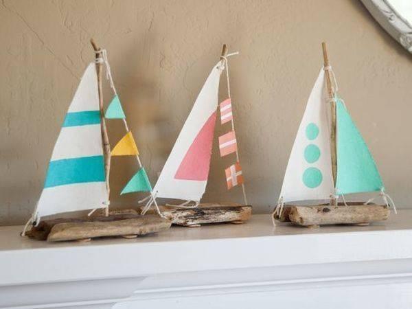 Морской декор: гармония вечного лета в уютном доме