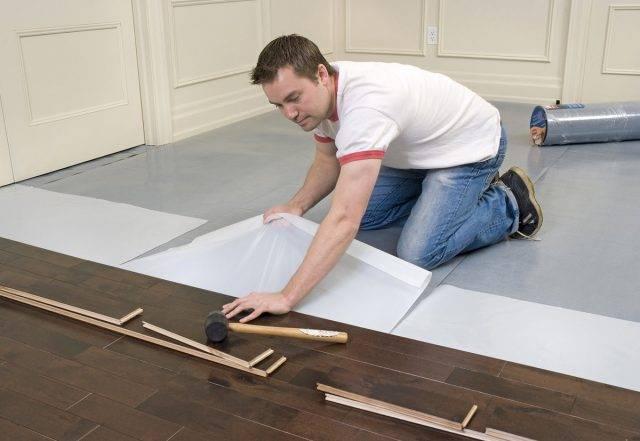 Скрипит ламинат что делать без разбора - только ремонт своими руками в квартире: фото, видео, инструкции