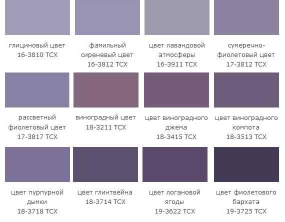 Бледно-лиловый цвет и сочетание с ним | lookcolor
